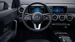 Mercedes Classe A Sport Extra: tecnologia, che passione - Immagine: 3