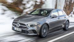 Mercedes Classe A Sport Extra: tecnologia, che passione - Immagine: 5