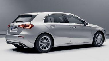 Nuova Mercedes Classe A Sport Extra