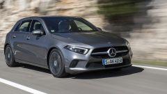 Mercedes Classe A Sport Extra: tecnologia, che passione - Immagine: 10