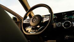 Mercedes Classe A180d, il volante