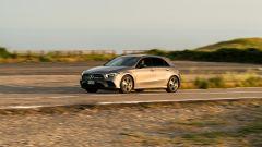 Mercedes Classe A180d: la prova su strada