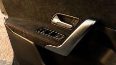 Mercedes Classe A180d, pannello porta lato guida