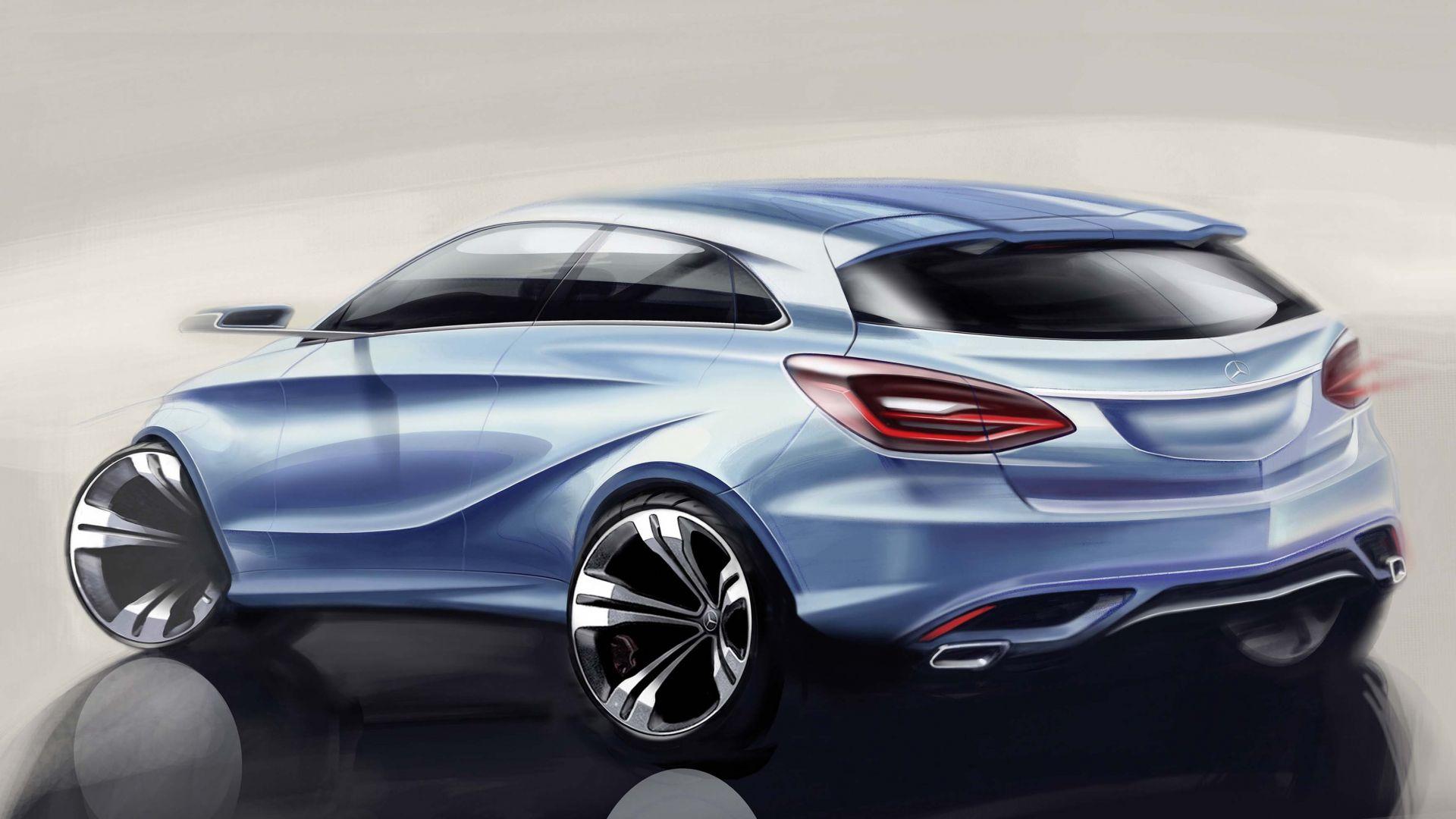Immagine 168: Mercedes Classe B 2012