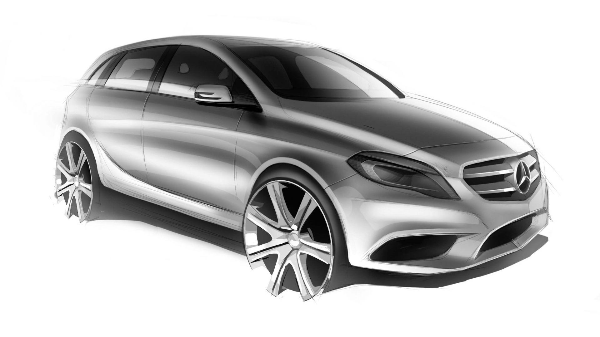 Immagine 167: Mercedes Classe B 2012