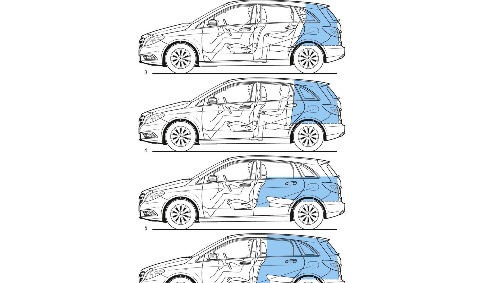 Immagine 147: Mercedes Classe B 2012