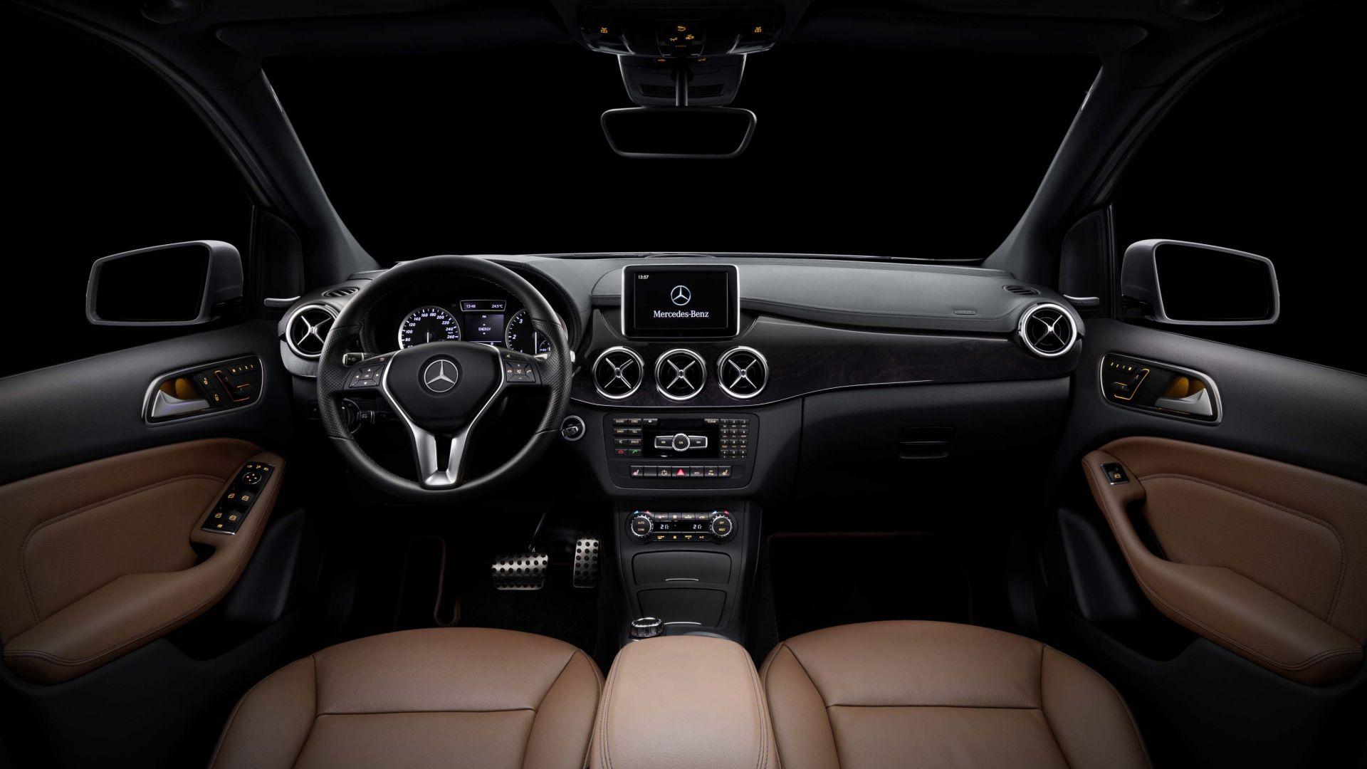 Immagine 106: Mercedes Classe B 2012
