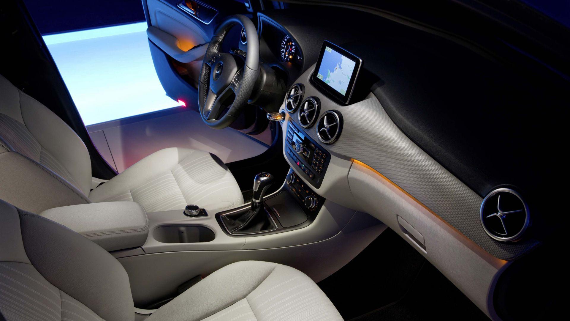 Immagine 104: Mercedes Classe B 2012