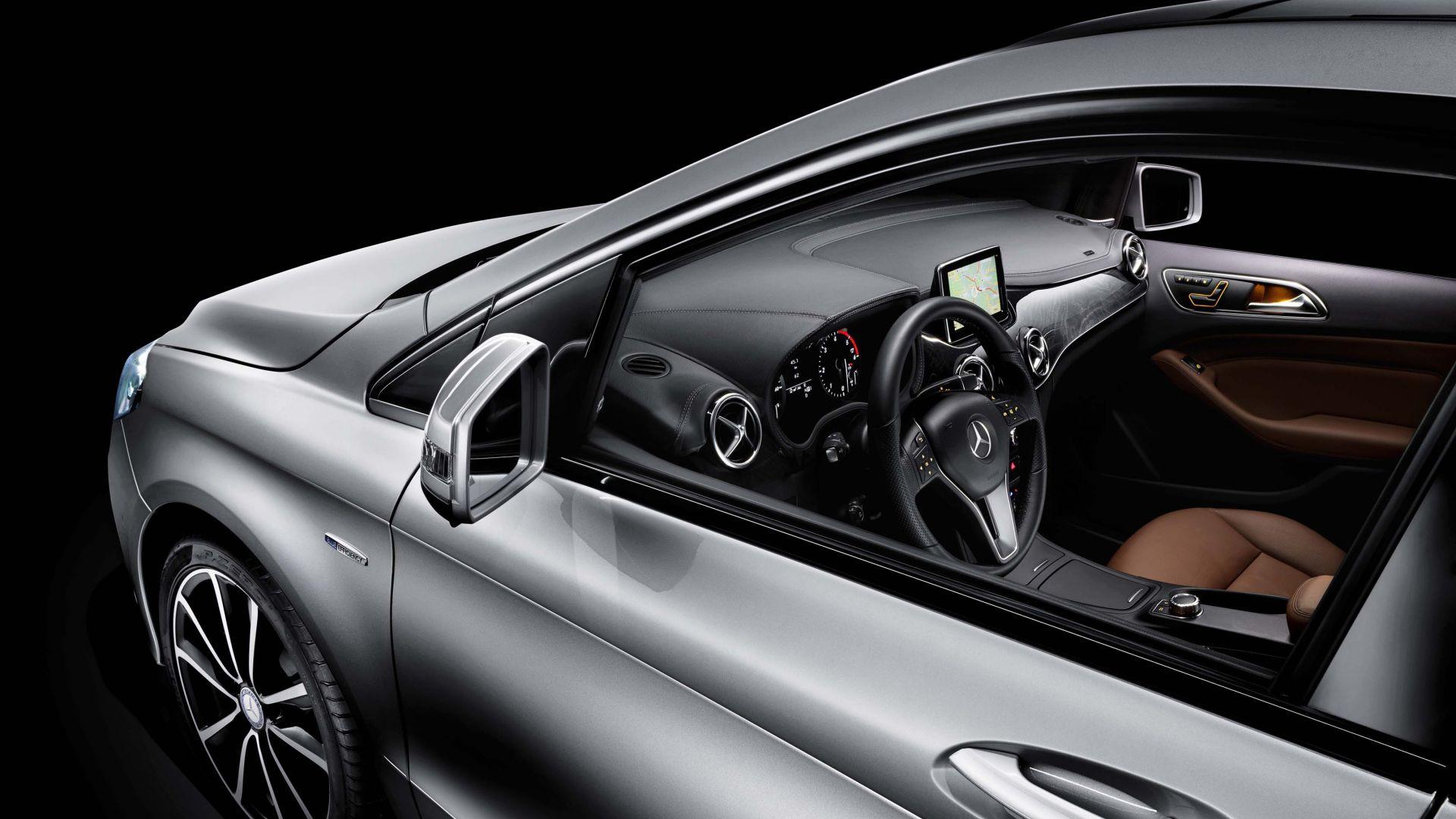 Immagine 85: Mercedes Classe B 2012