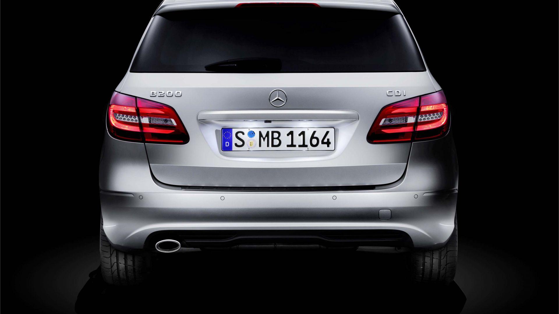 Immagine 88: Mercedes Classe B 2012