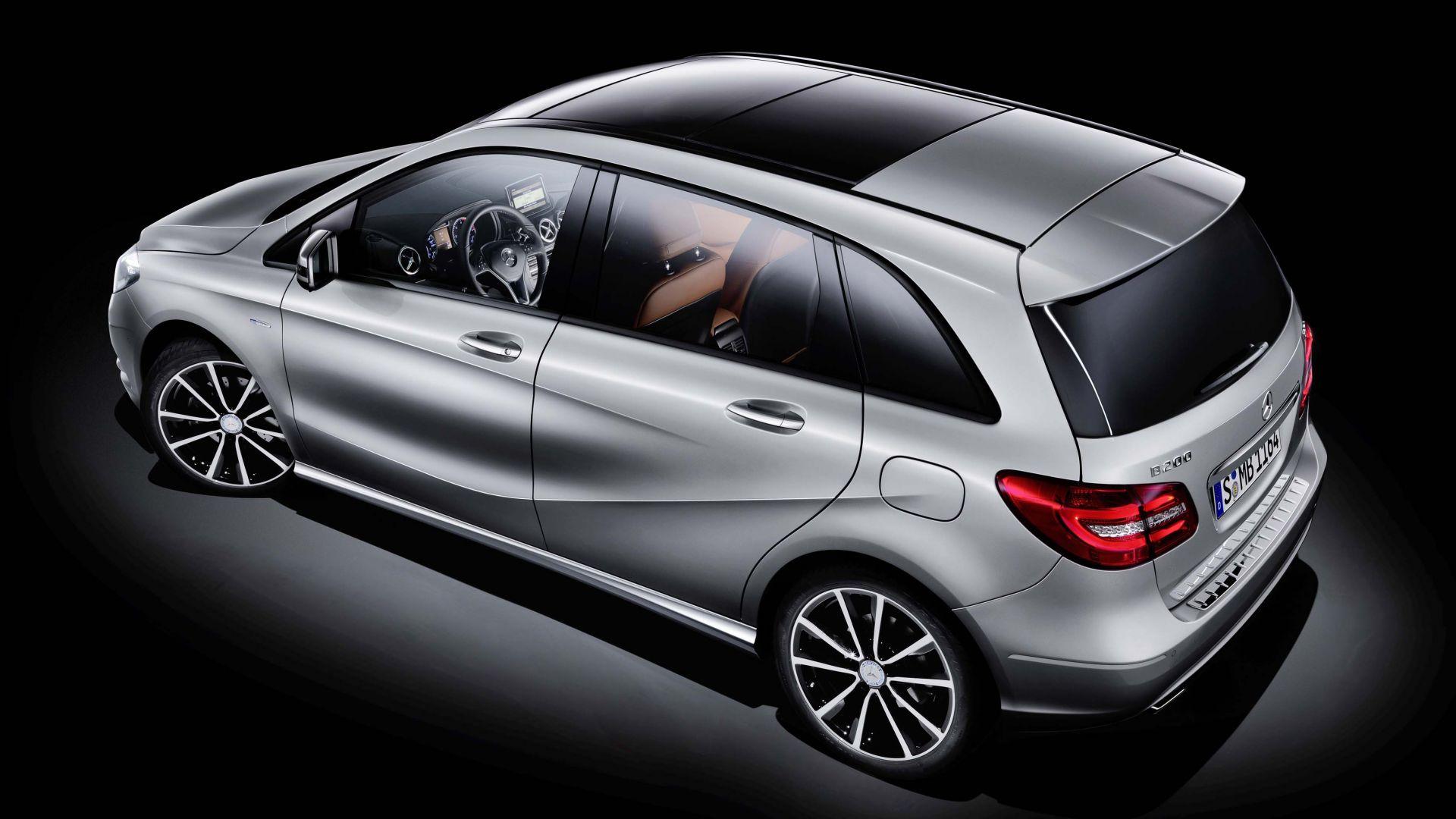 Immagine 89: Mercedes Classe B 2012