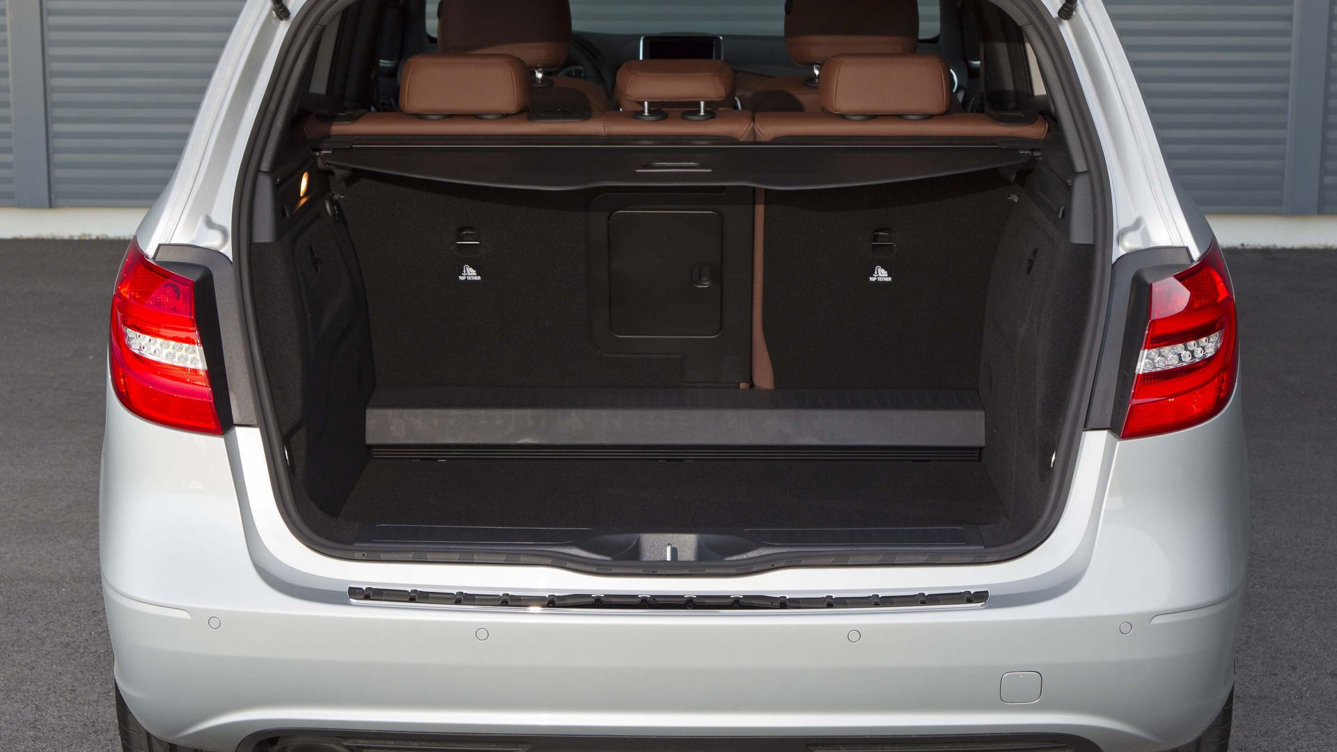 Immagine 78: Mercedes Classe B 2012