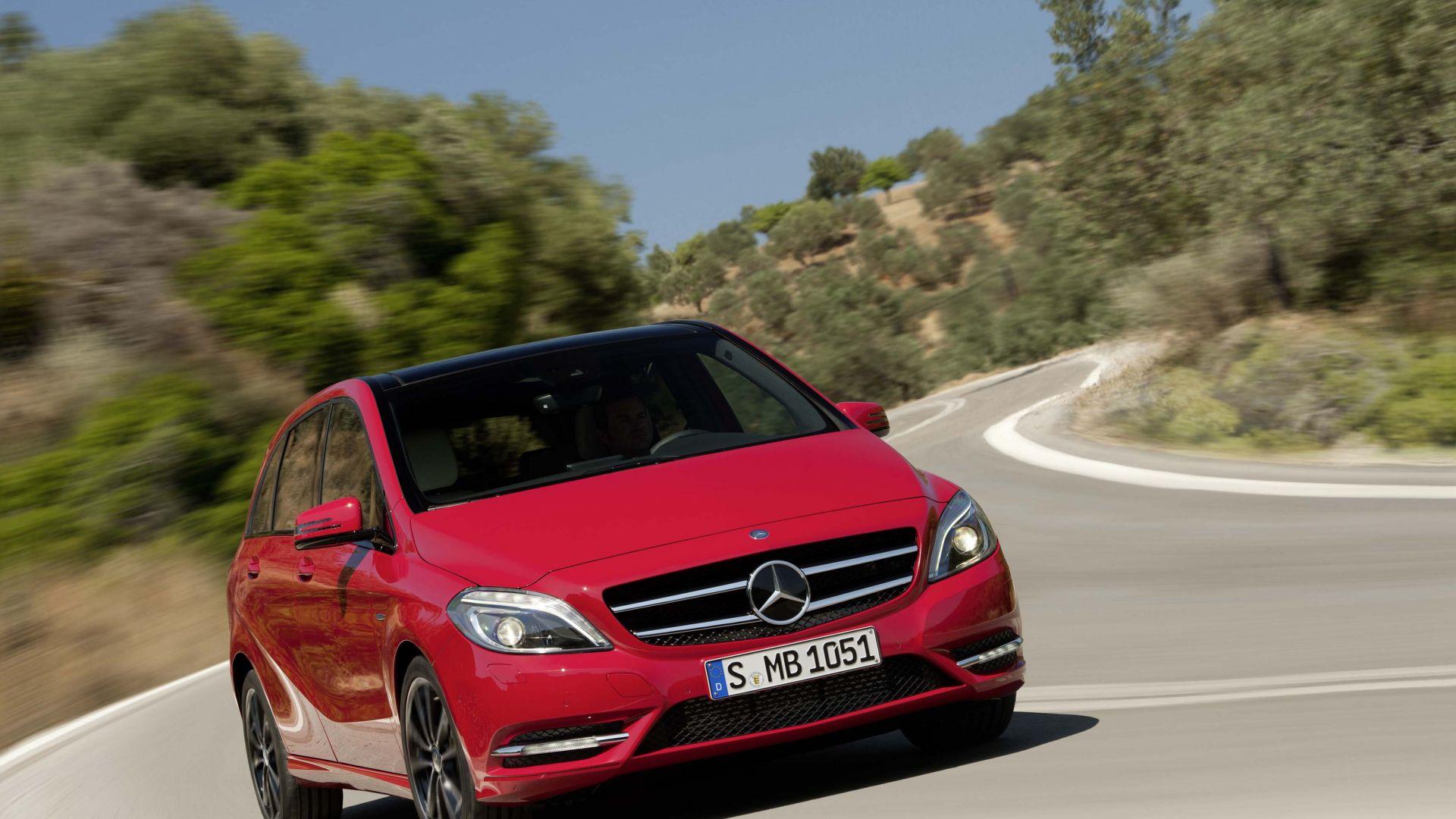 Immagine 66: Mercedes Classe B 2012