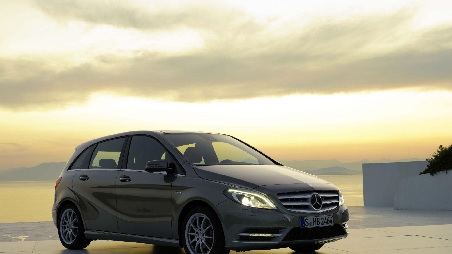 Immagine 48: Mercedes Classe B 2012