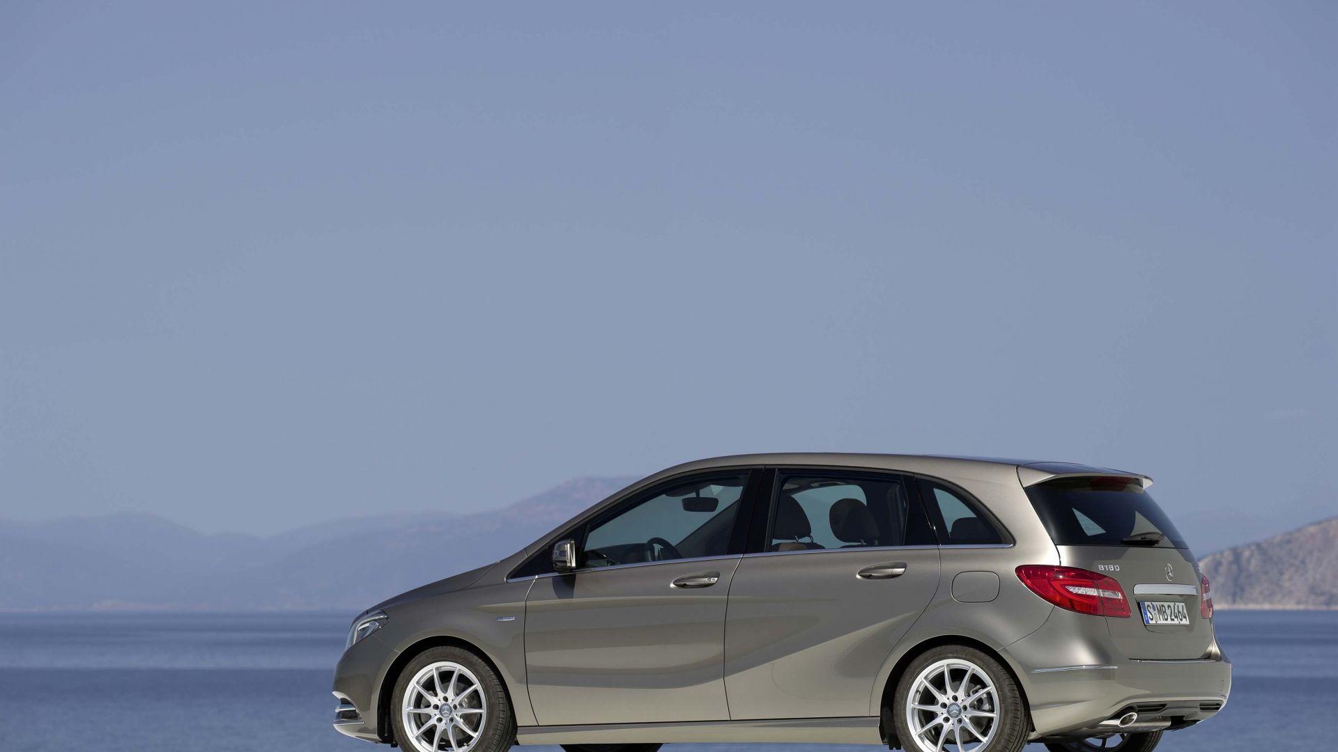 Immagine 56: Mercedes Classe B 2012