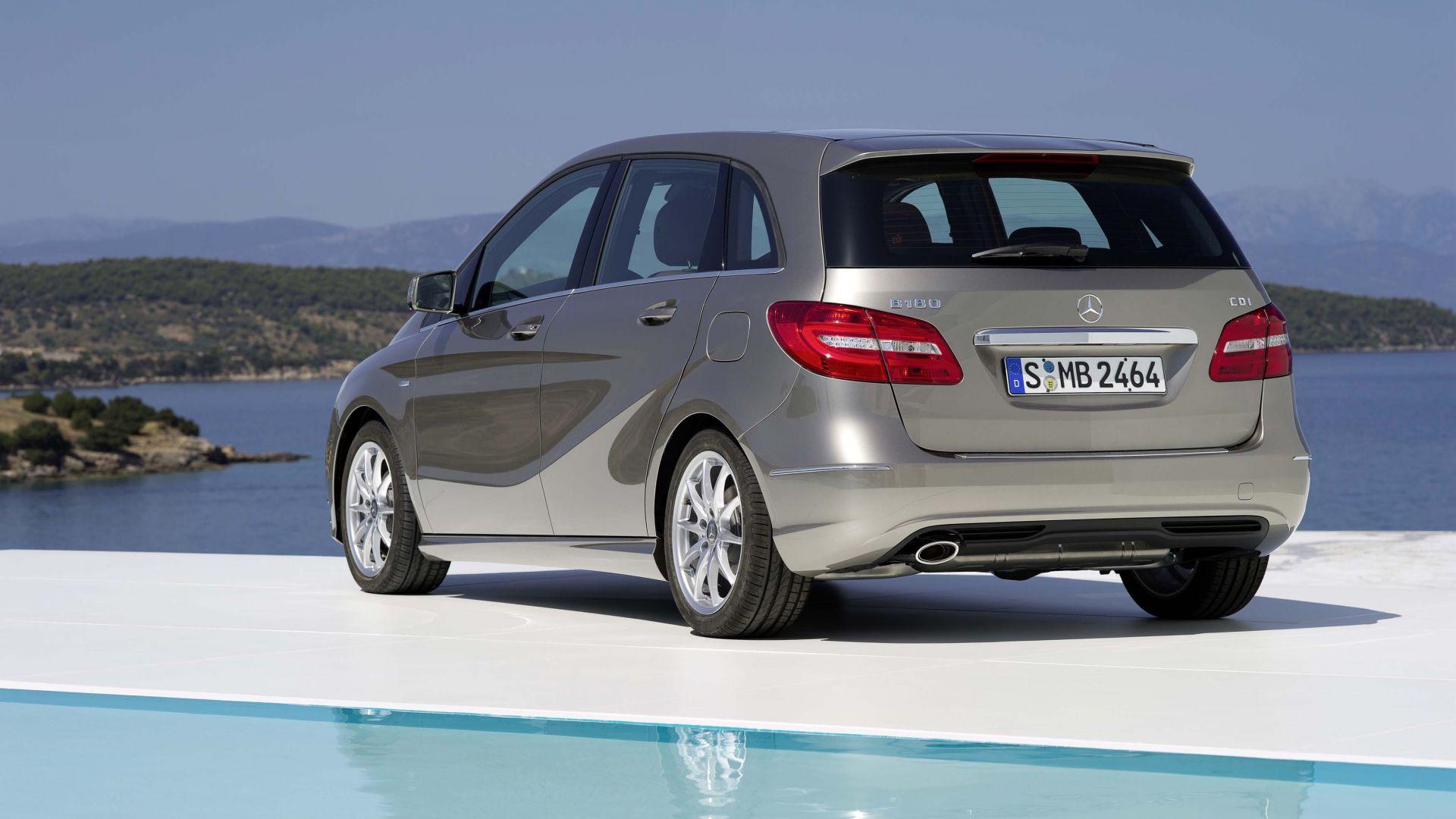 Immagine 44: Mercedes Classe B 2012
