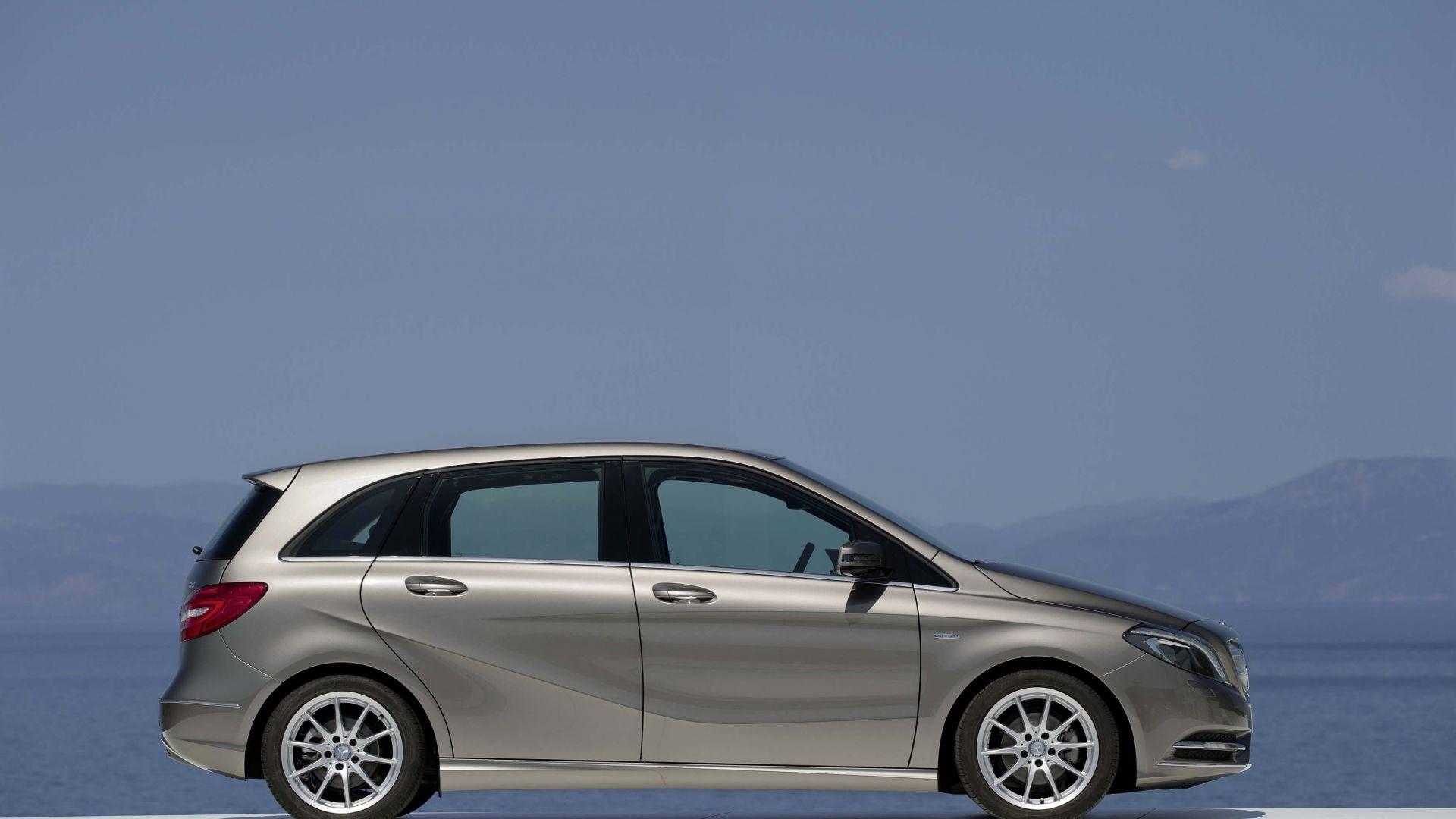 Immagine 55: Mercedes Classe B 2012