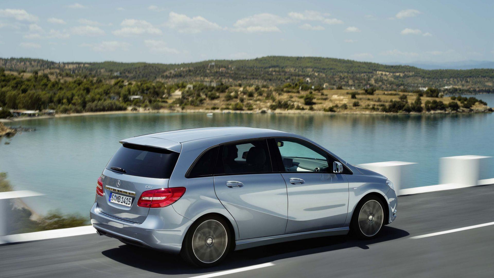 Immagine 54: Mercedes Classe B 2012