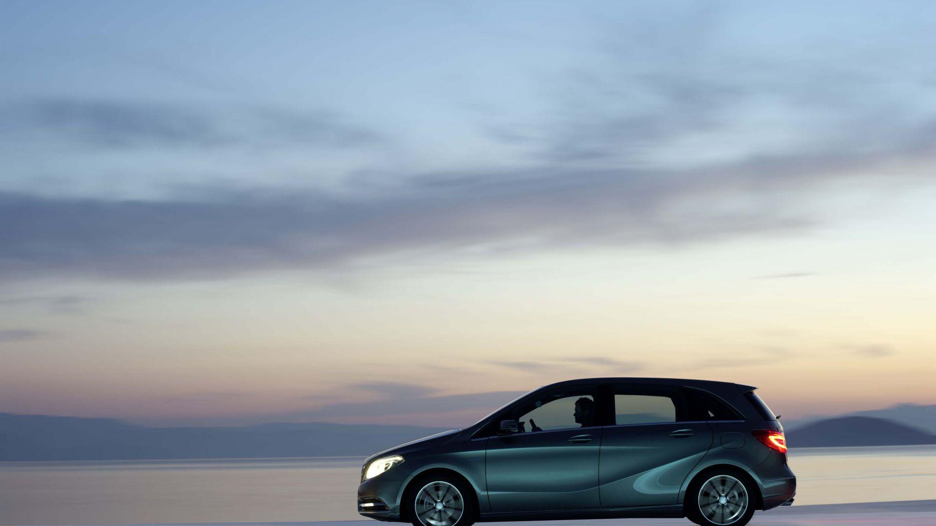 Immagine 34: Mercedes Classe B 2012