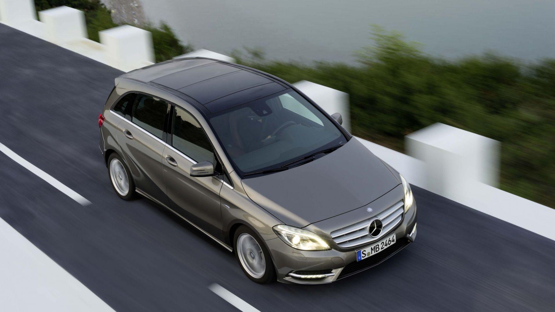 Immagine 39: Mercedes Classe B 2012
