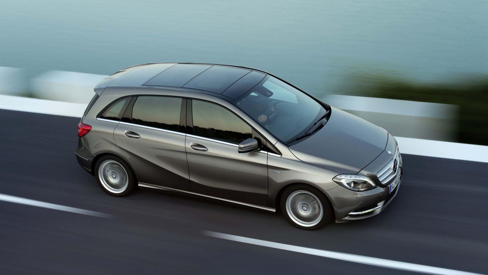 Immagine 40: Mercedes Classe B 2012