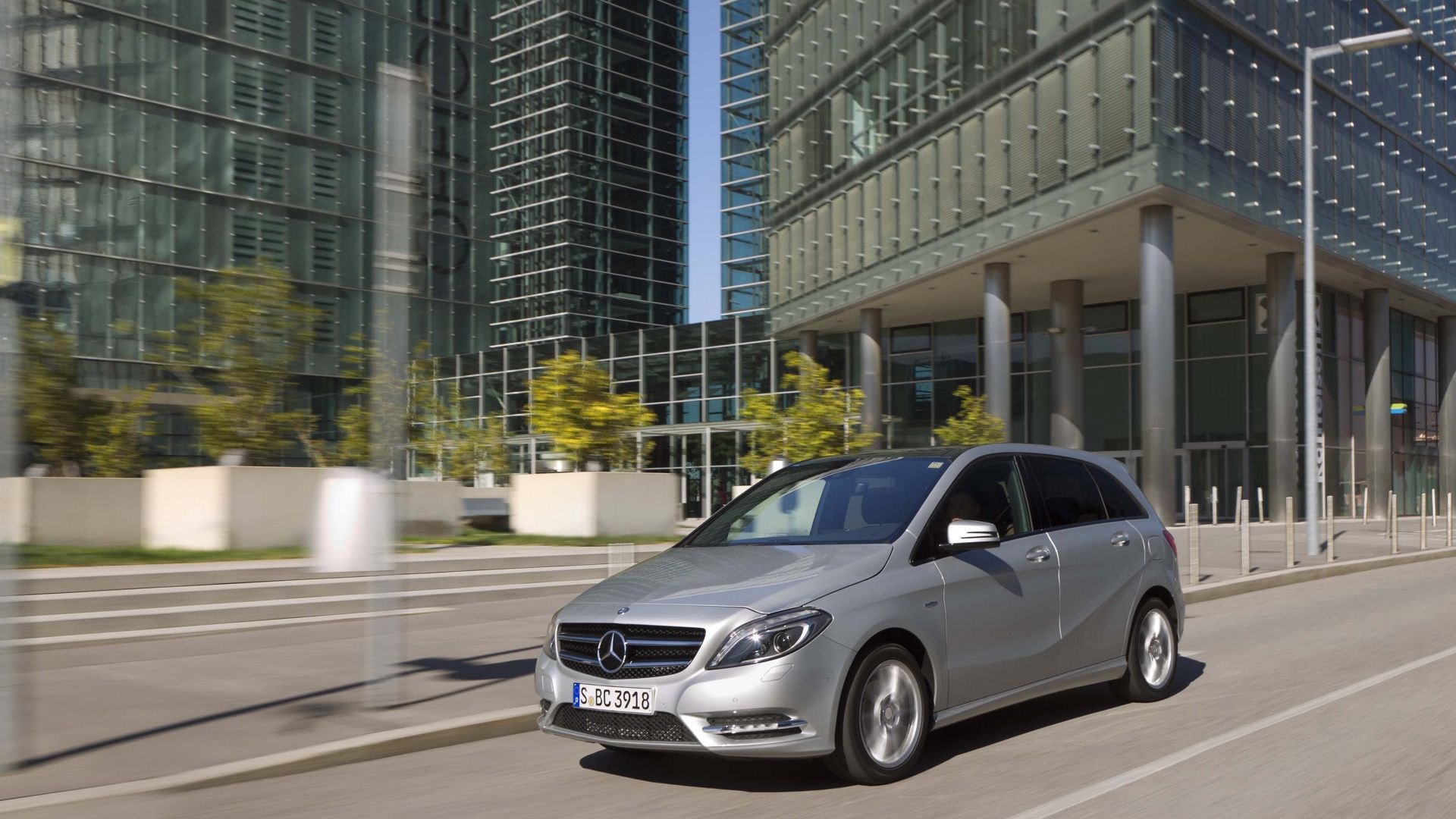 Immagine 14: Mercedes Classe B 2012