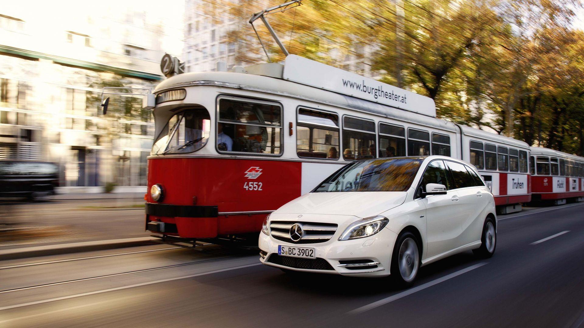 Immagine 0: Mercedes Classe B 2012