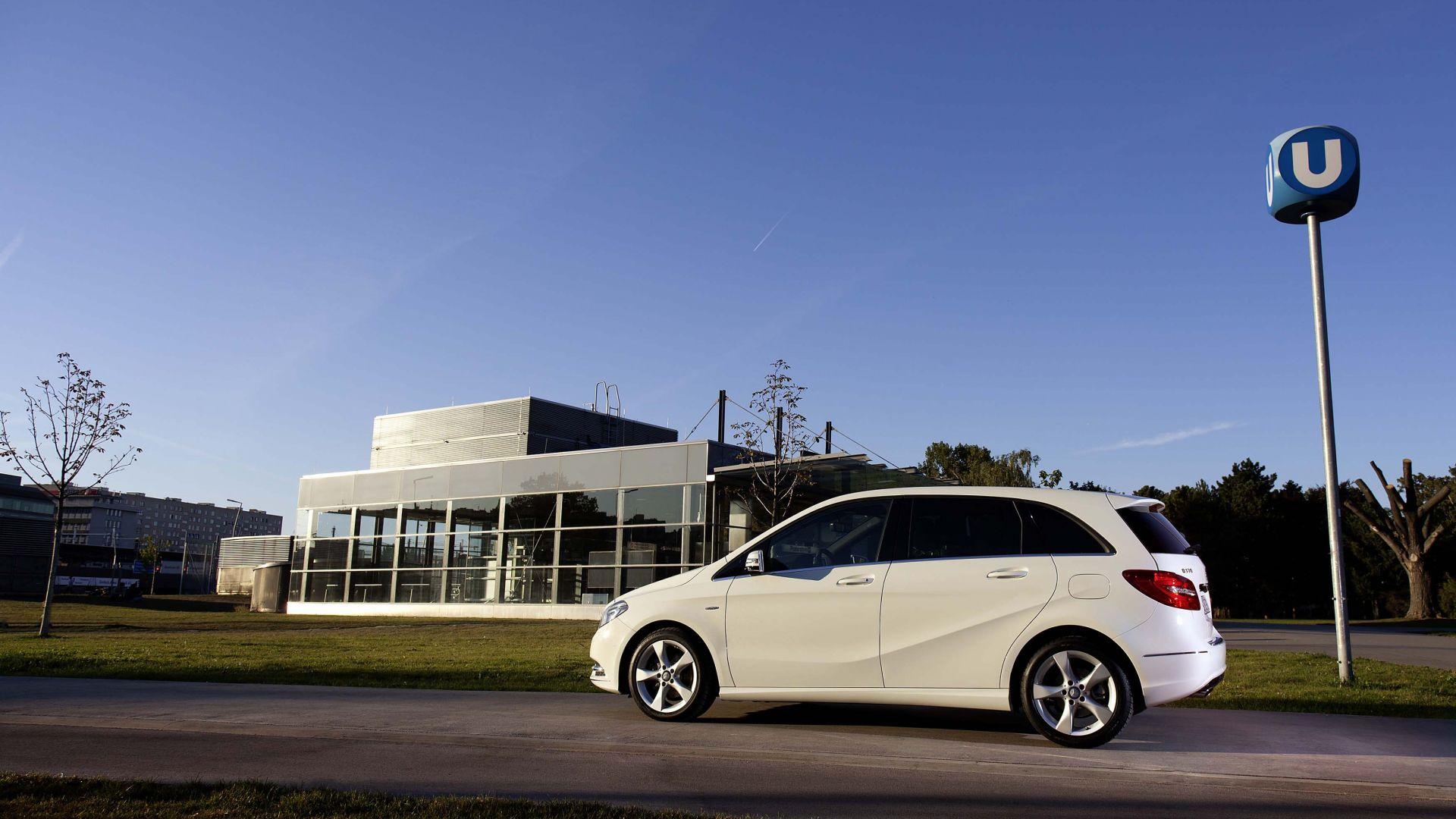 Immagine 10: Mercedes Classe B 2012