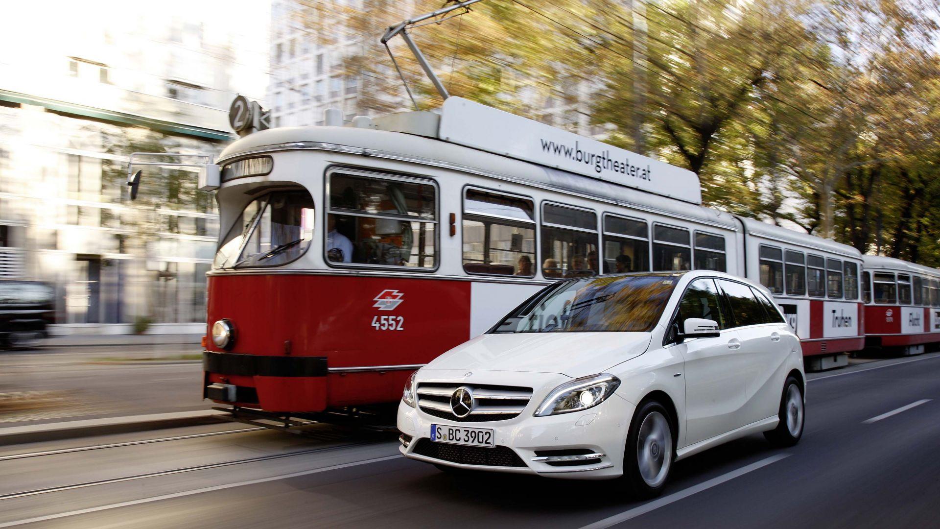 Immagine 3: Mercedes Classe B 2012