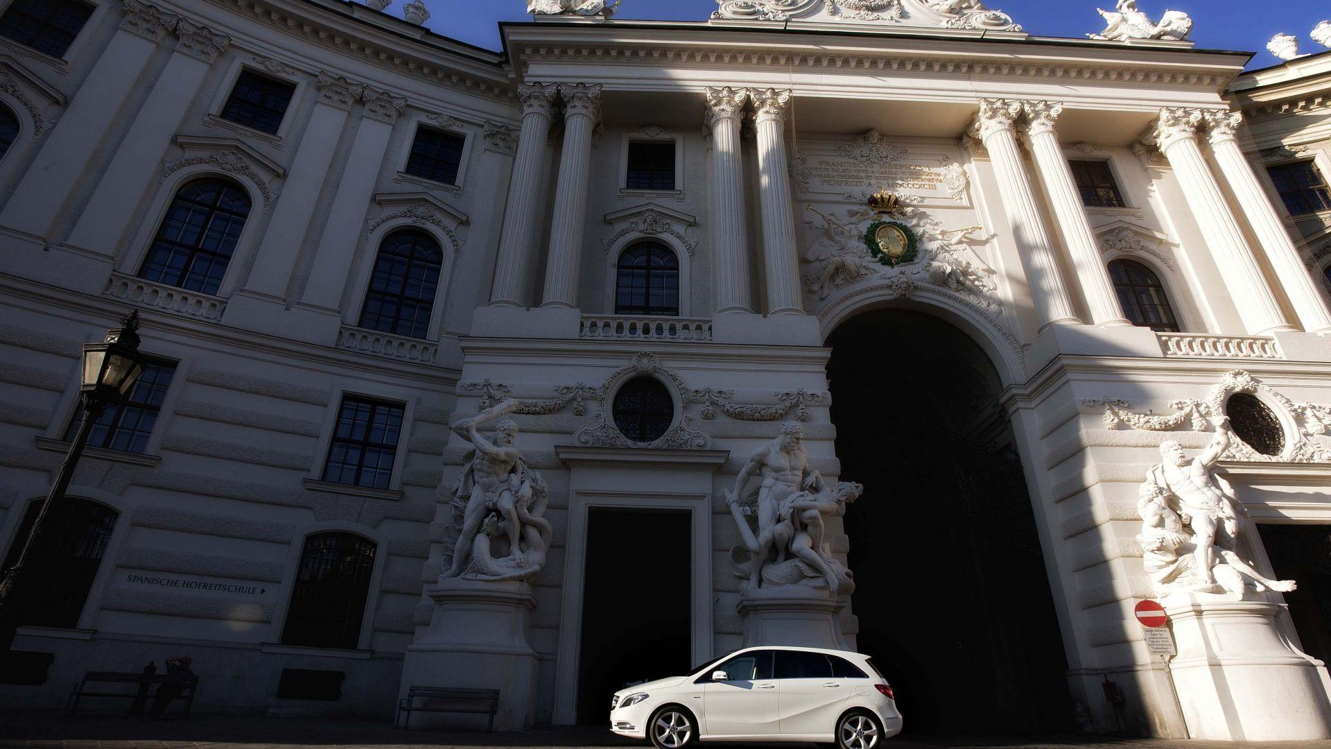 Immagine 13: Mercedes Classe B 2012