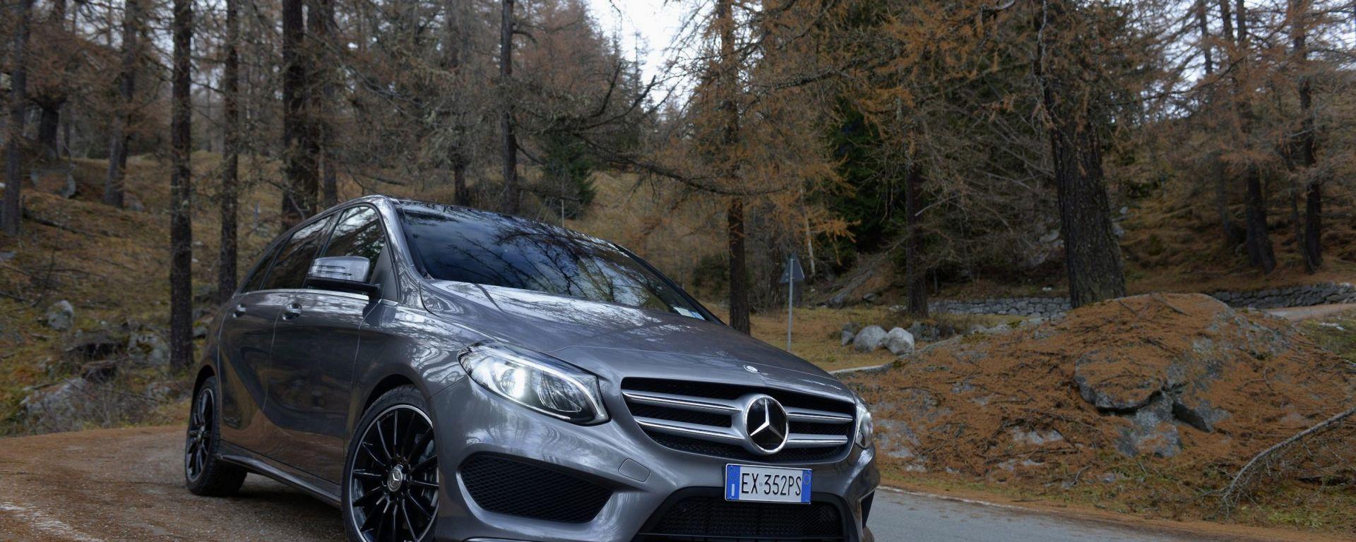 Mercedes Classe B 2015