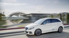 Mercedes Classe B Electric Drive - Immagine: 9
