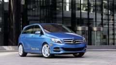 Mercedes Classe B Electric Drive - Immagine: 3
