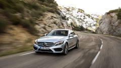 Mercedes Classe C 2014 - Immagine: 38