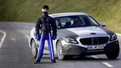 Mercedes Classe C 2014: la prova Schumacher - Immagine: 3