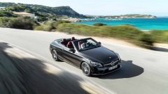 Mercedes Classe C Coupé e Cabrio: restyling per New York - Immagine: 5