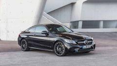 Mercedes Classe C Coupé e Cabrio: restyling per New York - Immagine: 6