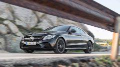 Mercedes Classe C Coupé e Cabrio: restyling per New York - Immagine: 8