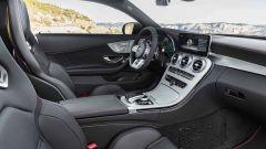 Mercedes Classe C Coupé e Cabrio: restyling per New York - Immagine: 10