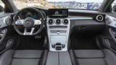 Mercedes Classe C Coupé e Cabrio: restyling per New York - Immagine: 11