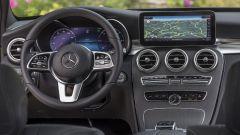 Mercedes Classe C 2018: gli interni