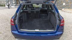 Mercedes Classe C 2018: il bagagliaio della wagon va da 490 a 1510 litri