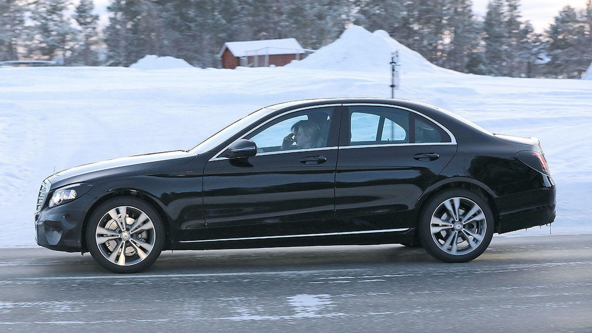 Mercedes Classe C 2018: restyiling, dimensioni, motori ...