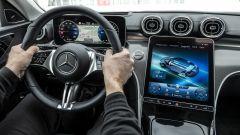 Nuova Mercedes Classe C: Don't Call Me Baby. Prova video - Immagine: 10