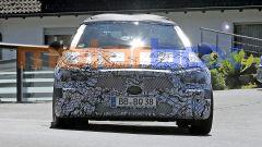 Mercedes Classe C Cabrio 2023: visuale frontale