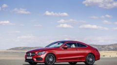 Mercedes Classe C Coupé 2015 - Immagine: 12