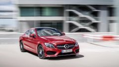 Mercedes Classe C Coupé 2015 - Immagine: 8