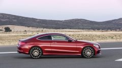 Mercedes Classe C Coupé 2015 - Immagine: 14