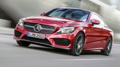 Mercedes Classe C Coupé 2015 - Immagine: 2