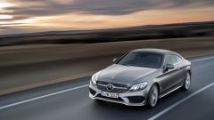 Mercedes Classe C Coupé 2015 - Immagine: 18
